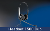 Bild Headset 1500 Duo
