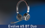 Bild Evolve 65 BT Duo